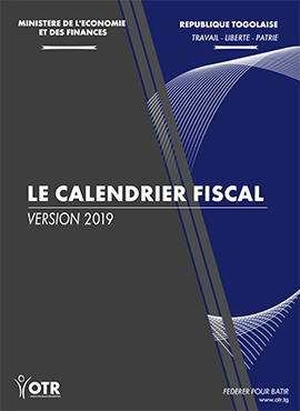 LE CALENDRIER FISCAL